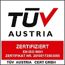 TÜV Zertifikat MKW